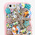 OCEAN TREASURES Personalized Name & Initials Design case made for iPhone 6 / 6s Plus