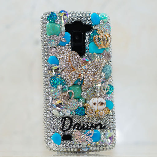 TURQUOISE Samsung Note 9 case