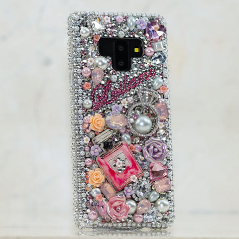 Custom bling Samsung Galaxy Note 9 case