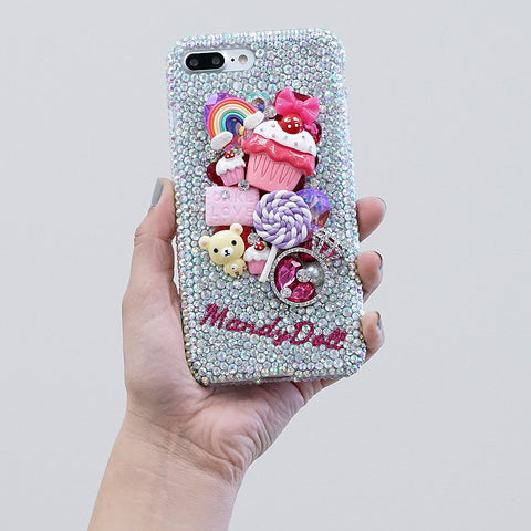 cup cake iphone case