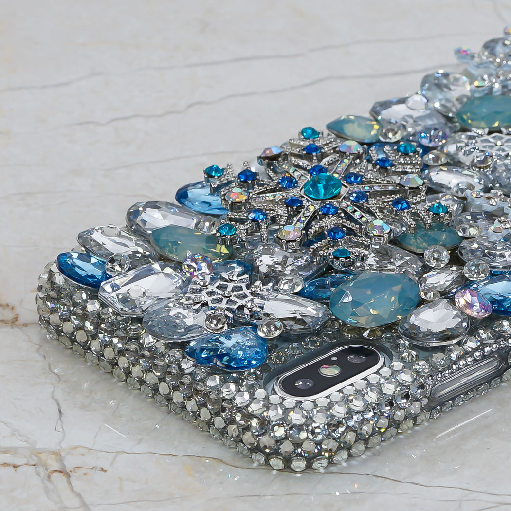 bling crystals iphone x case