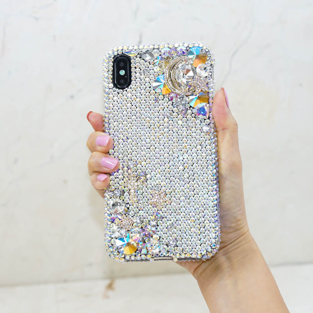 crystals iphone xs max case