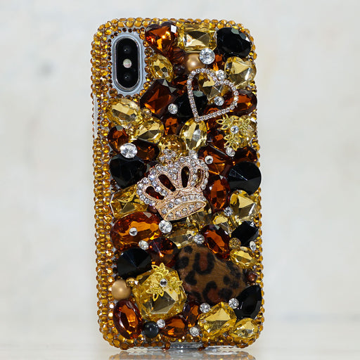 Leopard iphone Xs case