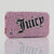 Pink JUICY Design case made for iPhone 4 / 4S