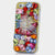 Floral Rianbow Design case made for iphone 5 / 5S