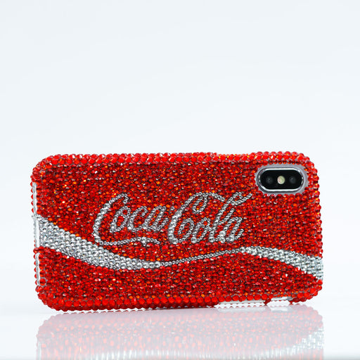 coca cola iphone Xs case
