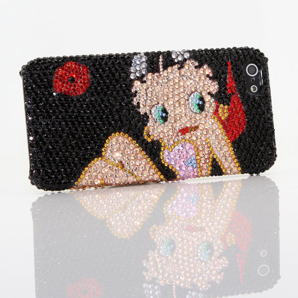 Betty Boop Design case made for iphone 5 / 5S