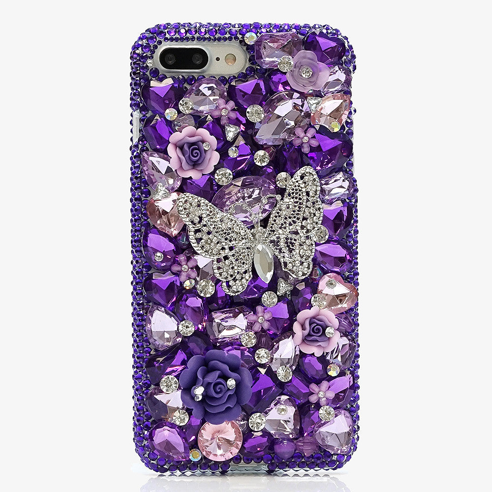 Bling cases handmade with crystals from Swarovski – LuxAddiction.com 561b62d21d65