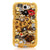 Golden Leopard Bow Design case made for Samsung NOTE 2
