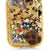 Golden Leopard Bow Design case made for Samsung Galaxy S3