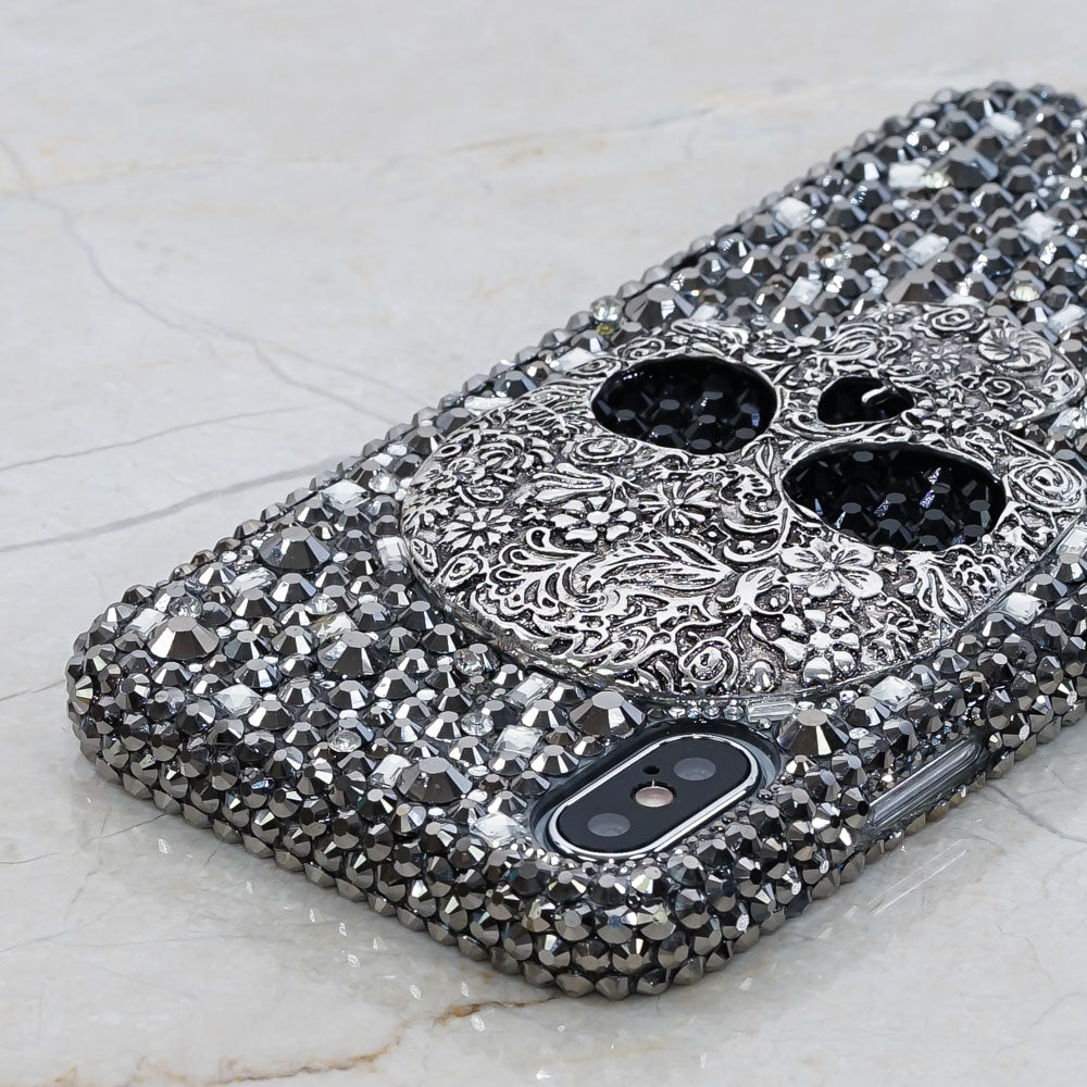 handmade bling iphone X case