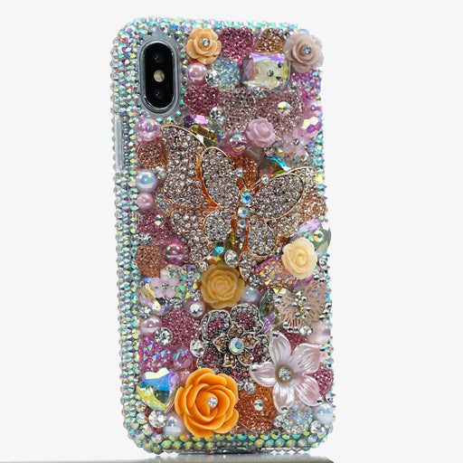 butterfly iphone Xs case