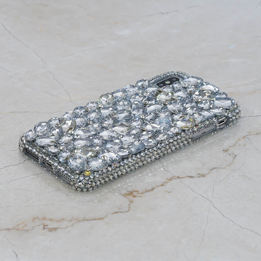 crystals iphone xs case