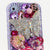 Diamond Butterfly in Light Purple Theme case made for iPhone 4 / 4S