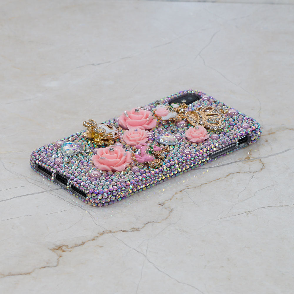 bling iphone xs mas case