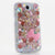 Flower and Pink Pearl Bow Design case made for Samsung Note 2
