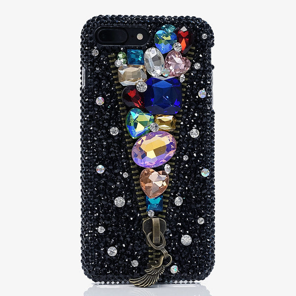 zipper iphone 7 pluse case