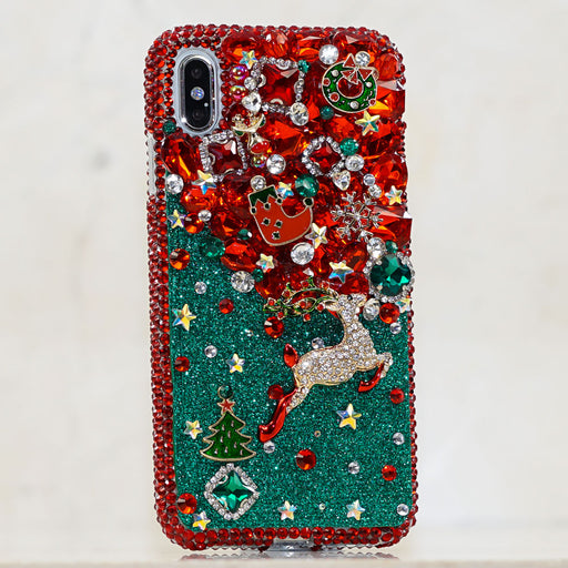 Christmas iphone xs case