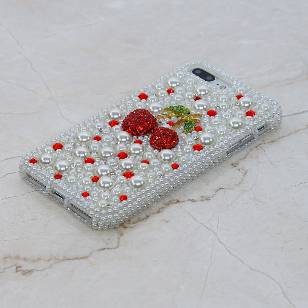 cherry iphone xs max case