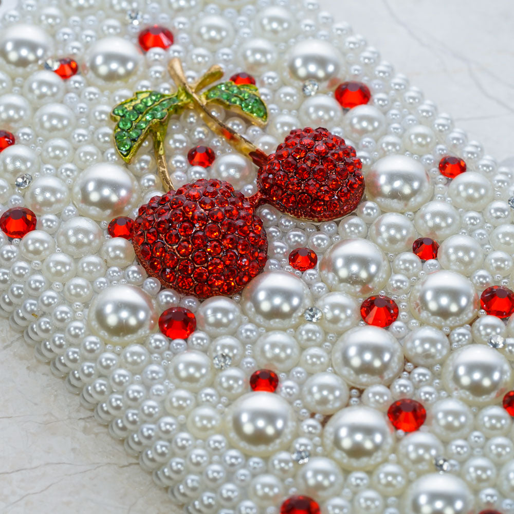 cherry design samsung note case
