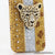Bold Brass Leopard Cheetah Design case made for iPhone 5 / 5S