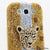 Bold Brass Leopard Cheetah Design case made for Samsung Galaxy S3