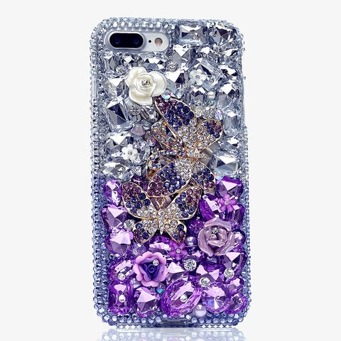 Lavender Butterfly Design (style 707)