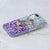 Lavender Butterfly bling iphone 7 / 8 plus case