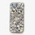 Silver Fleur De Lis Design case made for iPhone 6 / 6s
