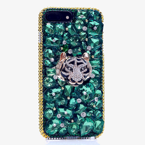 Emerald Tiger Design (style 740)