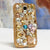 Royal Gold Castle 3D Design case made for Samsung Galaxy S4