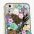 AB Crystals Vintage Design bling crystals case handmade for iphone 6