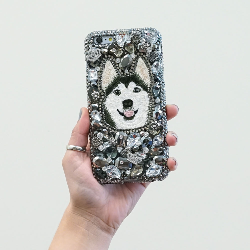 HUSKY iphone 8 plus case