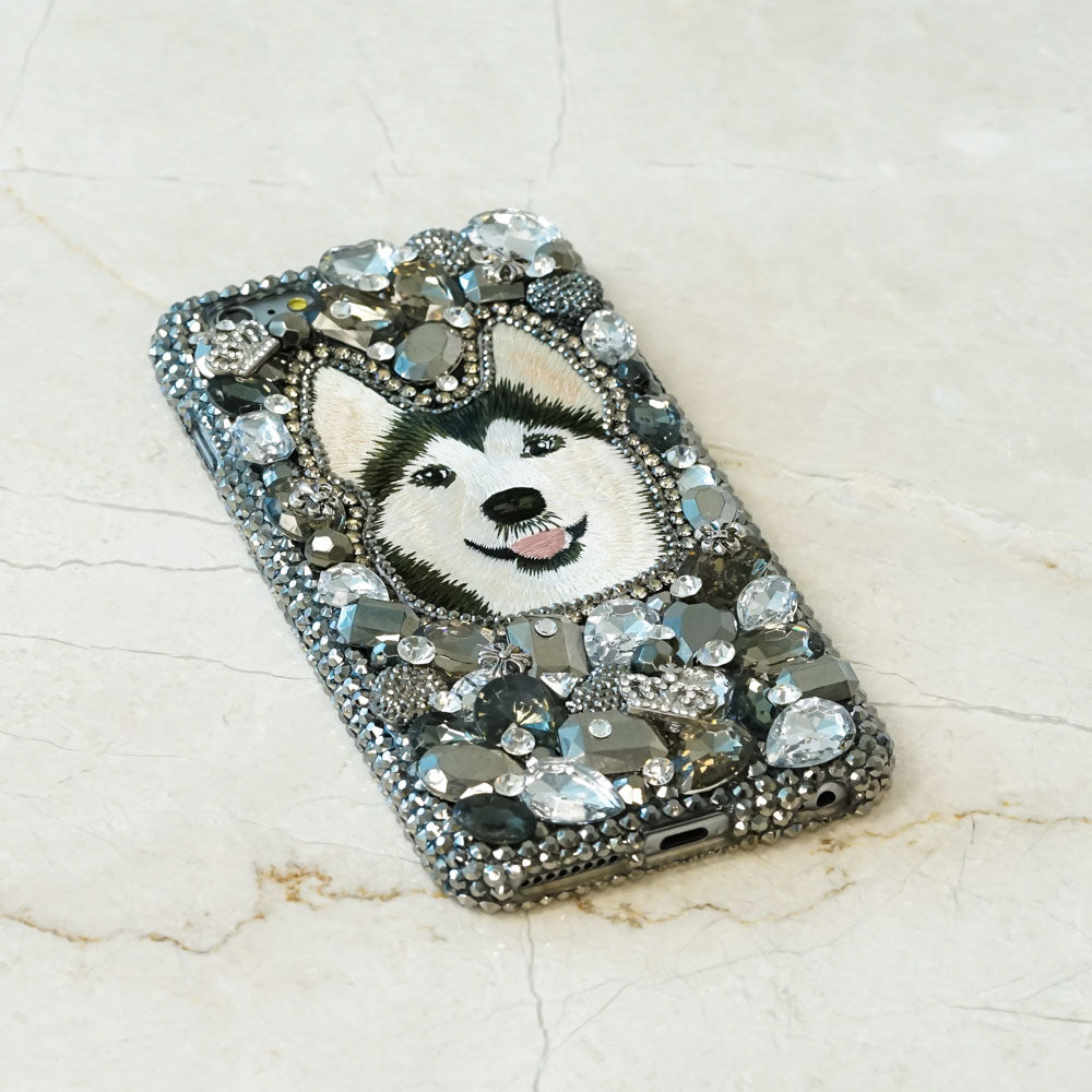 HUSKY iphone XR case
