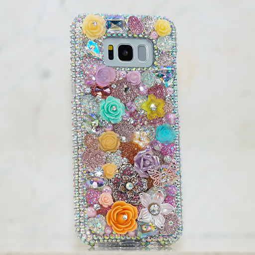 bling crystals samsung note 9 case