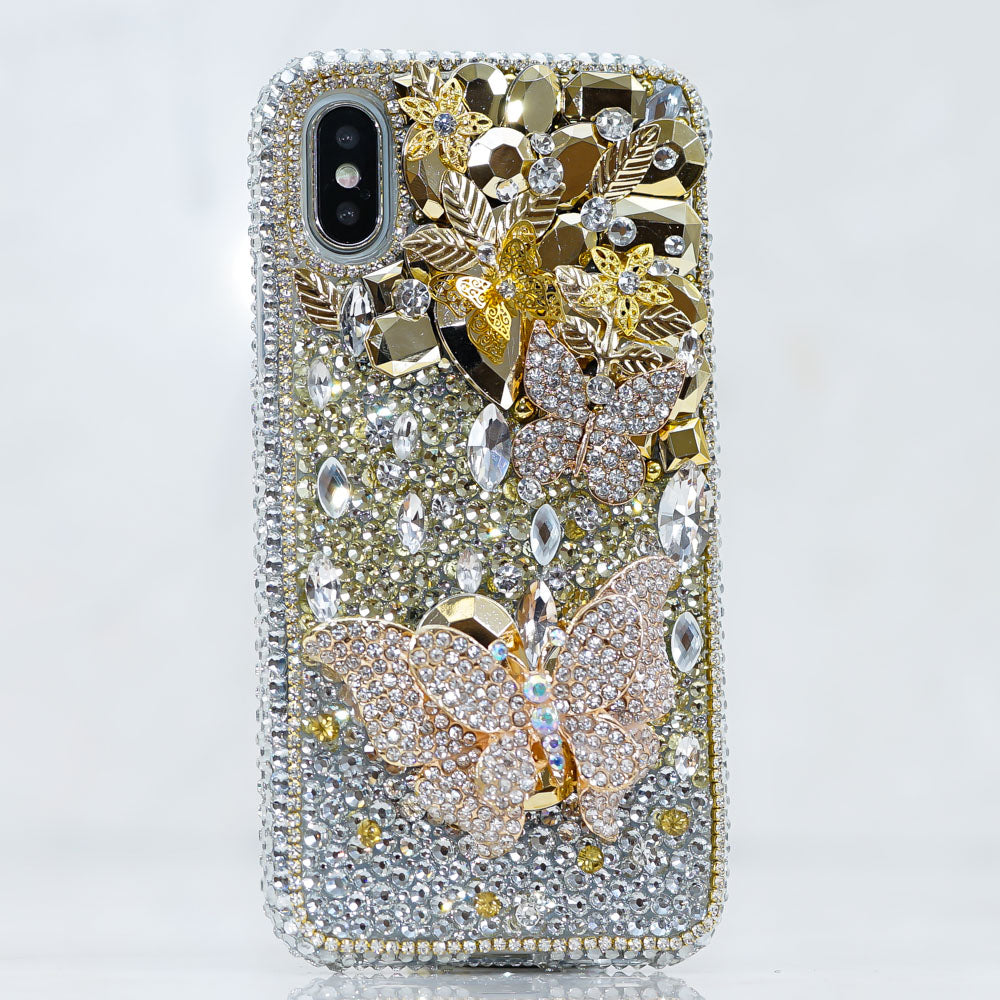 diamond iphone xs max case