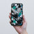 Black butterfly iphone 7 plus case
