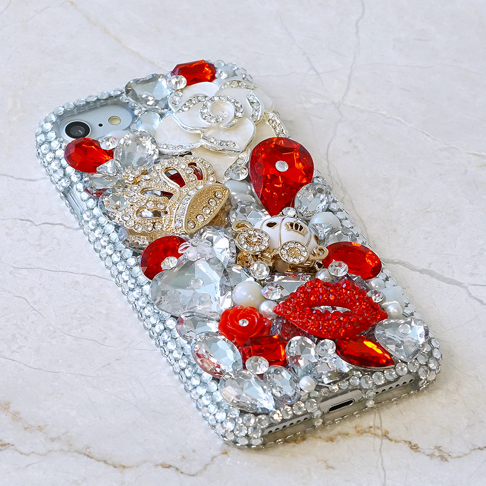 Royalty in Red iphone 7 case