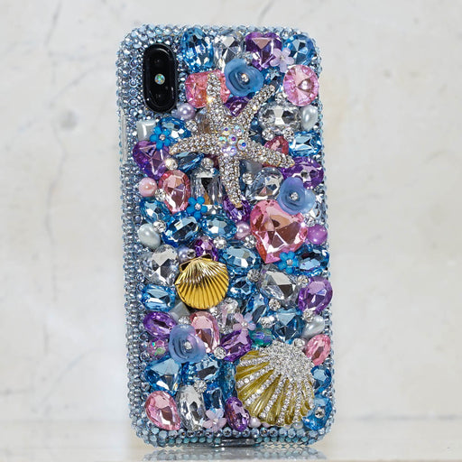 seashell iphone xr case