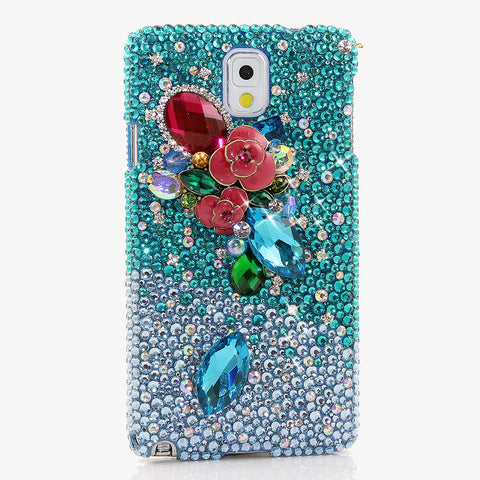 BE DAZZLED Bird Design case made for Samsung Note 4