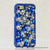 blue crystals iphone 7 case