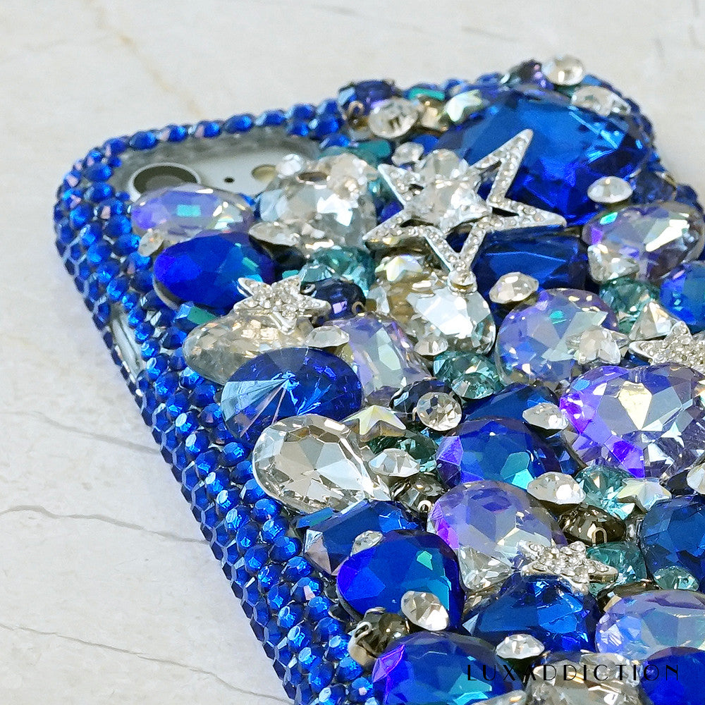 crystals iphone Xr case
