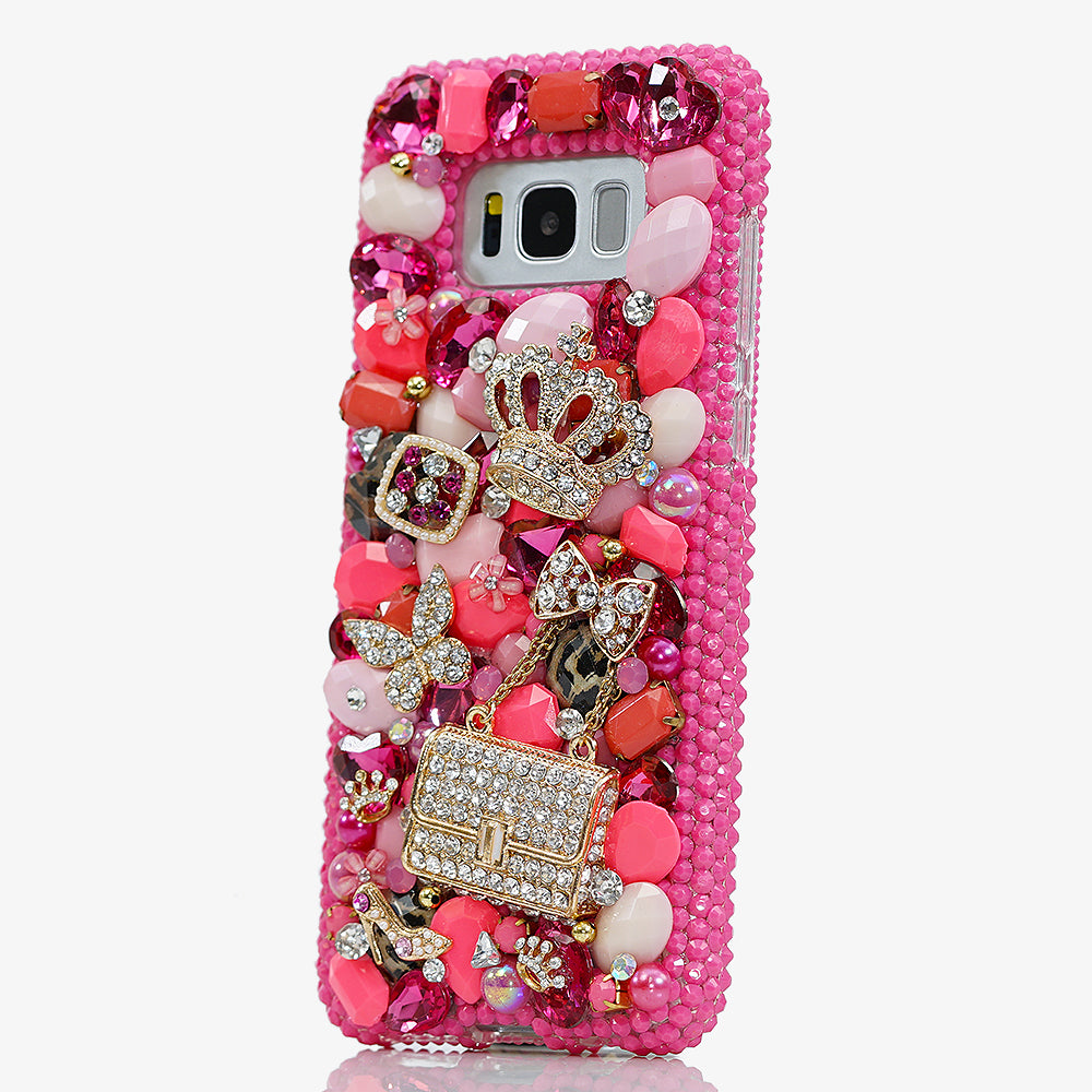 bling samsung galaxy S8 plus case