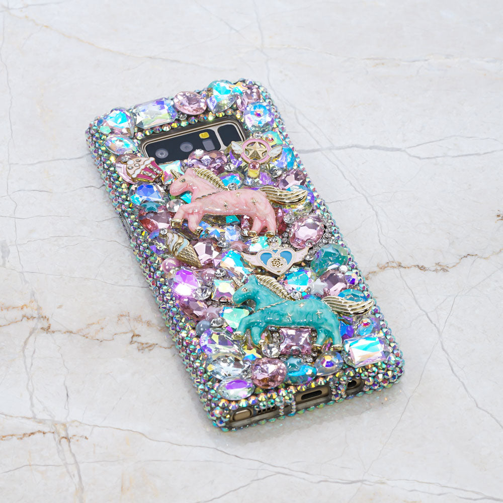 unicorn samsung note 9 case