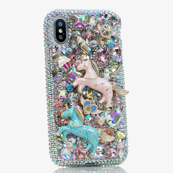 bling iphone X case