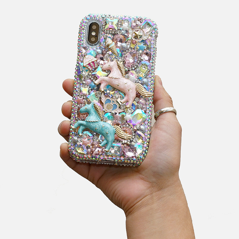 unicorn iphone XS case