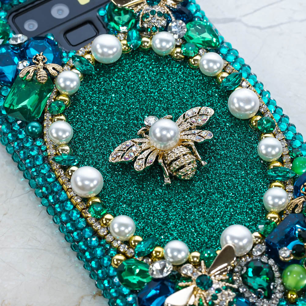 bling bee samsung s10 case