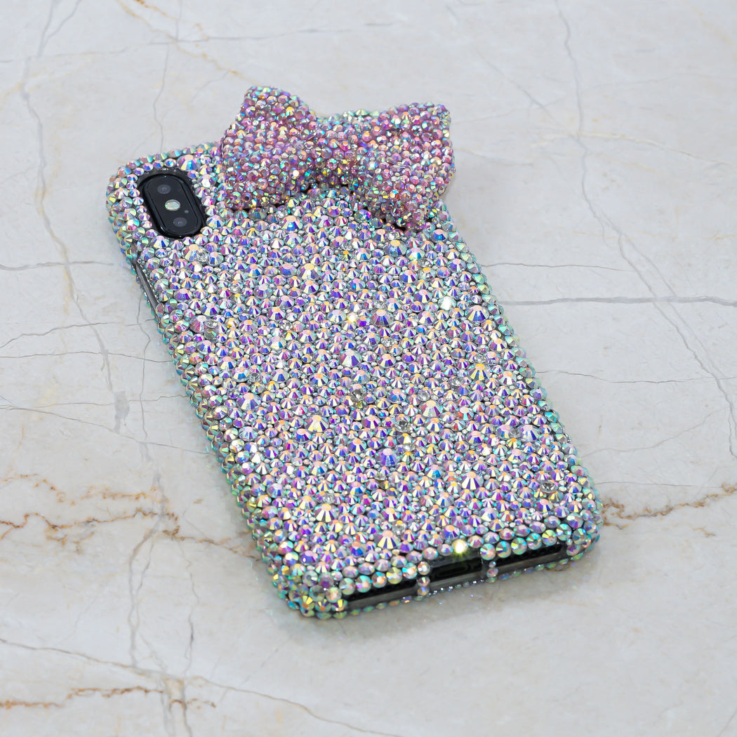 bling crystals iphone Xs max case