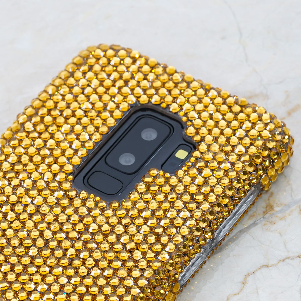gold samsung note 9 case