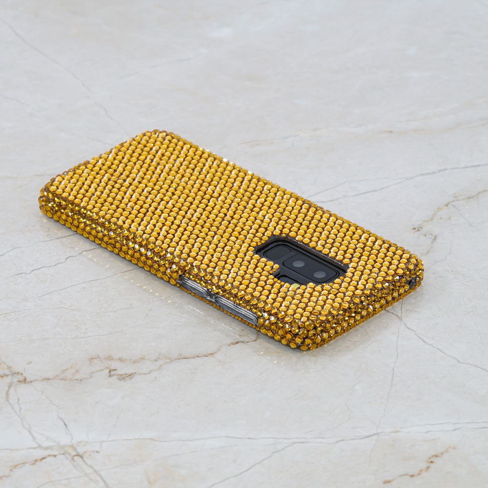 gold samsung s9 plus case